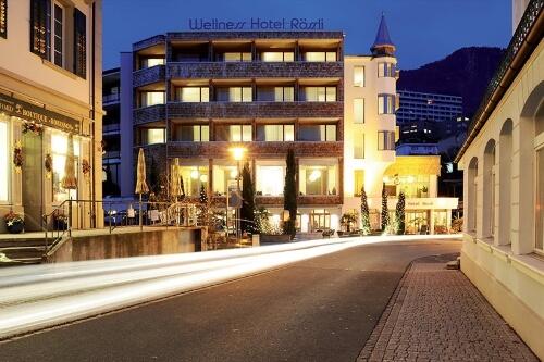Wellness Hotel Rössli Weggis...